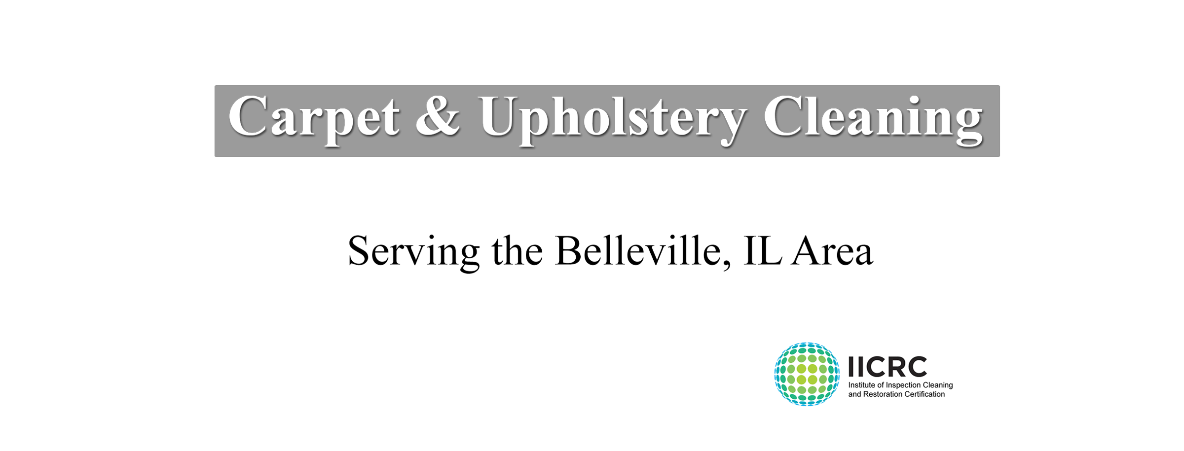 Carpet Cleaning Belleville, IL
