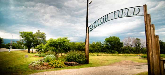 shiloh field sign